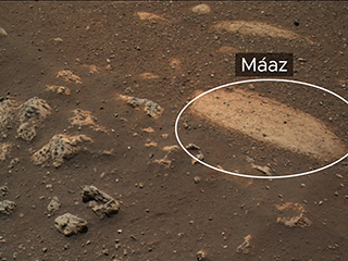 A Rock Named Máaz