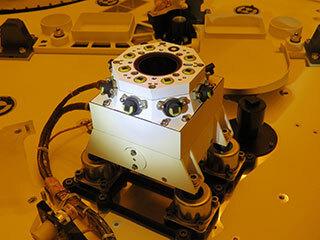 Perseverance Rover's SkyCam
