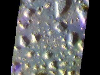 Ariadnes Colles - False Color