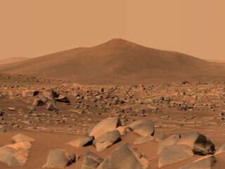 Mastcam-Z Views 'Santa Cruz' on Mars