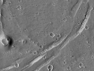 Ghost Craters of Utopia Planitia