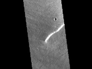 Olympus Mons Flank