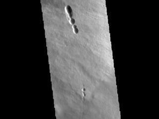 Ascraeus Mons Flank