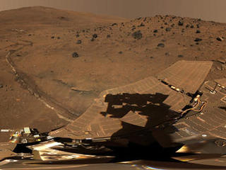 facts about mars rover spirit - photo #16