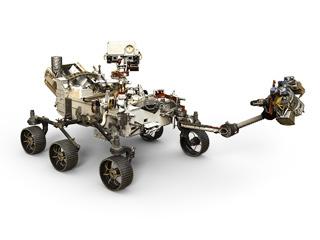 Mars 2020 Rover - Artist's Concept