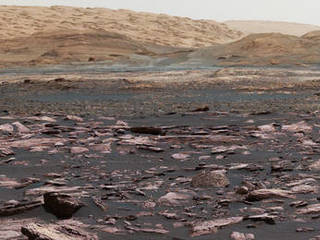 More to Explore in Five-Year-Old Mars Rover's Future